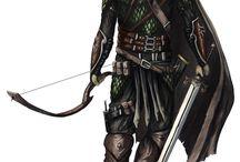Rangers, Archers, Hunters