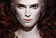Elves & Valars & Maiar