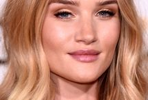 """ANGEL Rosie Alice Huntington Whiteley ENGLISH / Rosie Alice Huntington-Whiteley (born 18 April 1987) is an English model and actress. She is best known for her work for lingerie retailer Victoria's Secret, formerly being one of their brand """"Angels"""", for being the face of Burberry's 2011 brand fragrance """"Burberry Body"""", for her work with M&S, and, most recently, for her artistic collaboration with denim-focused fashion brand Paige. VS Angel from 2009 - 2010 Walks: 5 from 2006 - 2009."""