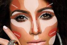 makeup tips/colors