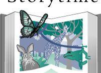 |LIBRARY| Storytime! / Activities, books, flannel board games/rhymes, and other ideas for storytime