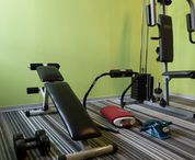 WoW Florence - Area Fitness / Per chi vuole restare in forma presso la nostra struttura è a disposizione per gli ospiti una piccola sala fitness con attrezzi. La Palestra è aperta dalle 16 alle ore 20