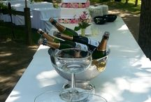"Weddingcake with real roses / Wedding""cake""Roses"""