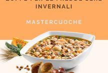 """""""MasterCuoche primi piatti e zuppe"""""""