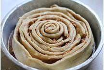 baking & deserts. / by Samantha Bantten