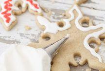 Holiday & Christmas Cookies