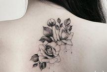 tattoos / eine ansammlung von bodyart
