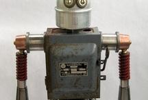 Robots / by Kelly Pound