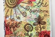 Art journal / by Sharon Chase