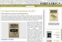 NOTICIAS ARQUITECTURA #Urbanismo / Selección de noticias relacionadas con el mundo de la Arquitectura y Urbanismo .