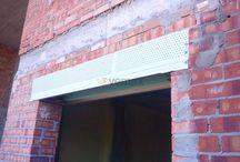 Cajón de persiana oculto / Cajón de persiana oculto . Elemento constructivo de máximo aislamiento y minimas dimensiones