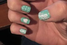 Nail art / Amateur nails art