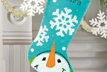 Stockings for Bethany / by Cheryl Smith