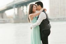 NYC Engagement Session / by Jessica Cortes