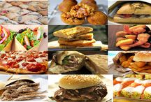 street food & finger food & pizze