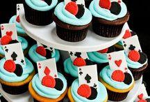 Pastel o Cupcakes Casino
