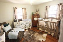 Rustic Nursery / My inspiration for my nursery