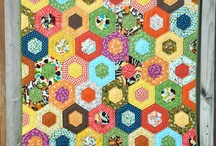 quilting & sewing / by Rachael Mcdaniel