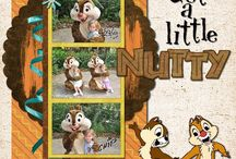 Scrapbooking Disney: Characters / by Lena Hall