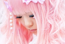 Lolita Fashion / Japanese Lolita fashion.