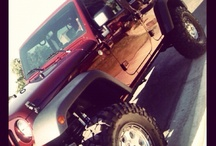 Jeeps / by Adele Amor-Travis