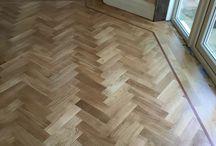Parquet Flooring / Pictures of our parquet wooden floors
