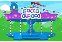 PACCA ALPACA / kids-children-learning-education-language-fun