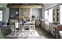 Interiér de l´Art Brocante Cottage / Francouzský venkov - Provence