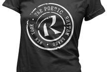 Graphic Tees / by Poetic Rhythm