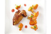Recipes - Meat & Poultry / Discover a selection of savory dishes created by Ponthier, dedicated to all lovers of great flavour // Découvrez une sélection de recettes viandes et volailles, dédiée aux amateurs de gastronomie.