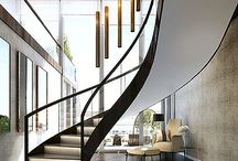 Contemporary chic interiors