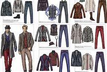 Man - Fashion - style