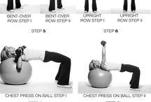 I work out! / by Jill Massena