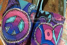 Woodstock Hippie Fashion