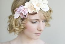 Wedding Inspiration / Board dedicated to trending weeding hair styles. Feel free to comment on our pins.