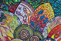 mosaic magic / by Lisa Curnutt