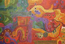 アボリジニ絵画