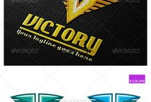 Logo design / Wings