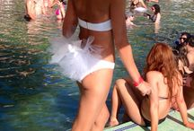 Ally's bachelorette in Vegas