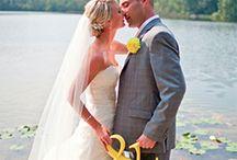 Kitschig heiraten.