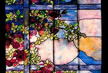 STAINED GLASS / I took the stained glass window and held it to the light, Years of hidden glory reappeared before my eyes,  Every brilliant color glowing like a fire, Full of revelation and created to inspire... Clay Crosse - Stained Glass Window Lyrics