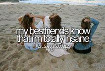 // best of friends// / by Paige Winegar