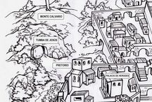 PALESTINAKO MAPA