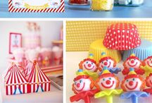 PARTY: Big Top Circus / Crafts, printables, recipes, and party ideas for a fantastic big top circus party!