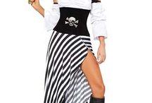 Disfraces Caseros Pirata