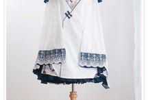 女の子衣装デザインメモ