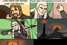 The lord of the ring fun