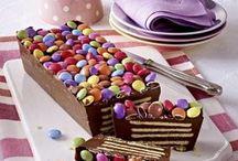 Kuchen ohne zu backen