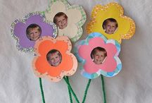 Mothers Day Crafts / by Shirley J