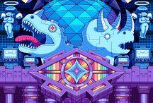 Pixel Art II